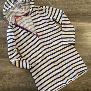 Zip Up Cover Up Lands Ends